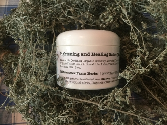 Tightening and Healing Salve (Astringent)